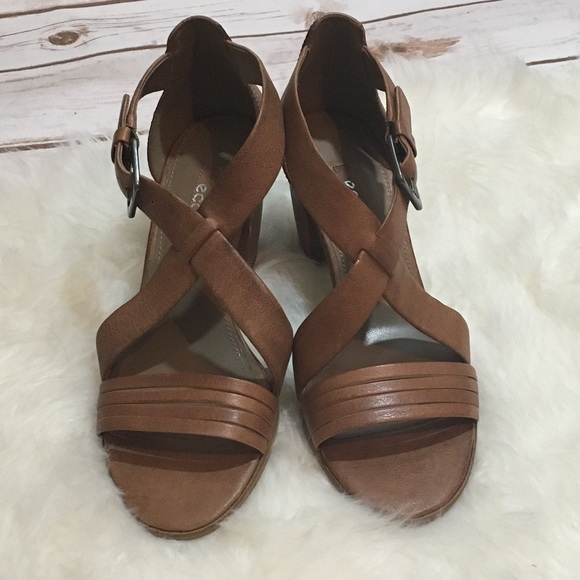 c4981f87fc Ecco Shoes | Womens Shape 65 Block Heel Dress Sandal | Poshmark